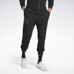 Reebok UFC Fan Gear Men's MMA Joggers in Black