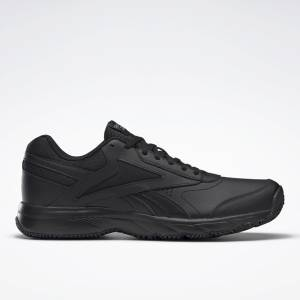Reebok Work N Cushion 4 Men's Shoes in Black
