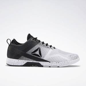 Reebok CrossFit Grace Women's Training Shoes in Black / White / Grey