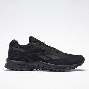 Reebok Men's Ridgerider 5 Walking Shoes in Black