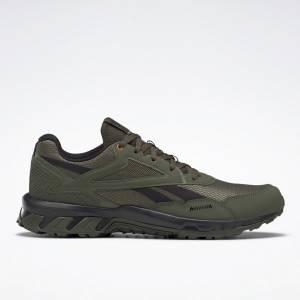 Reebok Ridgerider 5 Men's Walking Shoes in Poplar Green