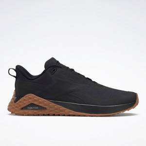 Reebok Trail Cruiser Men's Walking Shoes in Black