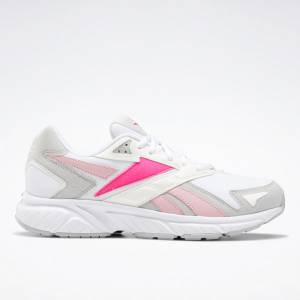 Reebok Royal Hyperium Women's Running Shoes in White / Pink