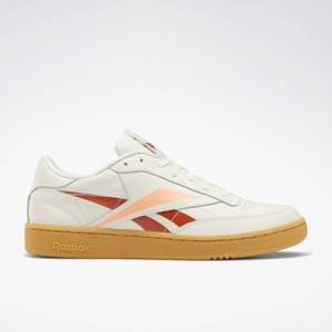 Reebok Club Classic Vector Men's Court, Lifestyle Shoes in Chalk / Mars Dust