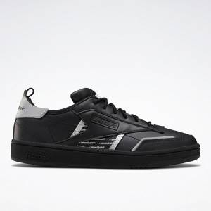 Reebok Club C Ree:Dux Women's Shoes in Black