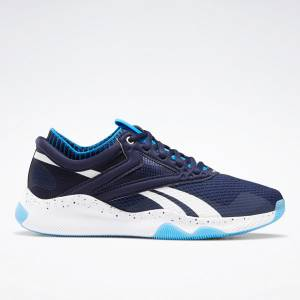 Reebok Women's HIIT Training Shoes in Navy / White