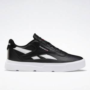 Reebok Unisex Legacy Court Shoes in Black / White