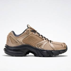 Reebok Premier Women's Running Shoes in Metallic Brown