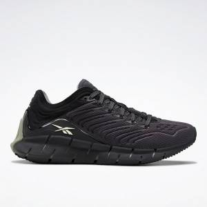 Reebok EightyOne Zig Kinetica Unisex Shoes in Black
