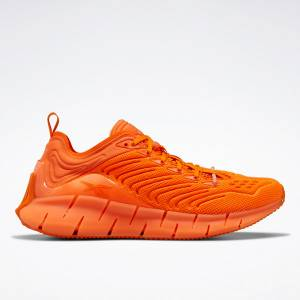 Reebok Mita Zig Kinetica Unisex Lifestyle Shoes in Orange