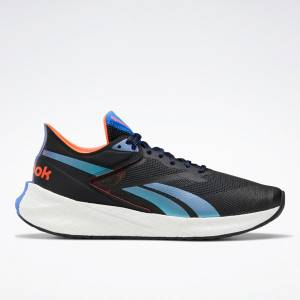 Reebok Floatride Energy Symmetros Men's Running Shoes in Black / Blue