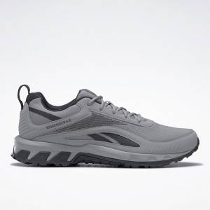 Reebok Ridgerider 6 Men's Trail-Walking Shoes in Grey