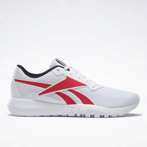 Reebok Flexagon Energy TR 3 Men's Training Shoes in White / Red