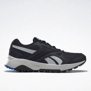 Reebok Lavante Men's Terrain Running Shoes in Black