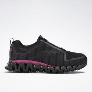 Reebok ZigWild Trail 6 Women's Running Shoes in Black
