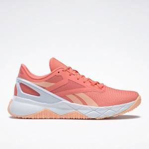 Reebok Nanoflex TR Women's Cross Training Shoes in Twisted Coral