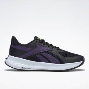 Reebok Energen Run Women's Running Shoes in Black / Dark Purple