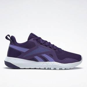 Reebok Women's Flexagon Force 3 Cross Training Shoes in Purple