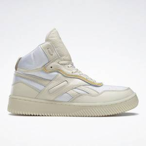 Reebok VB Dual Court Mid II Unisex Shoes in White
