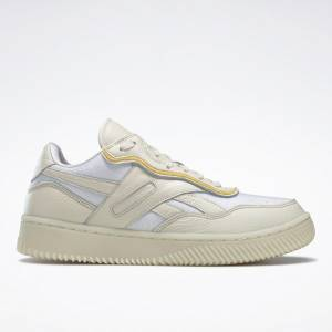Reebok VB Dual Court II Unisex Shoes in White