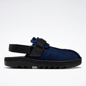 Reebok Unisex Beatnik Lifestyle Sandals Shoes in Navy