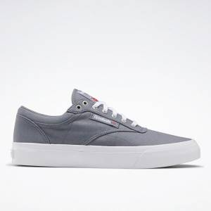 Reebok Unisex Club C Coast Court Shoes in Cold Grey