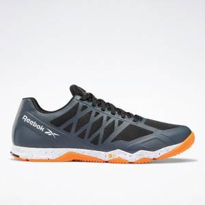 Reebok Speed Men's Training Shoes in Grey / Black