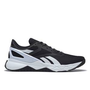 Reebok Nanoflex TR Men's Cross Training Shoes in Black / White