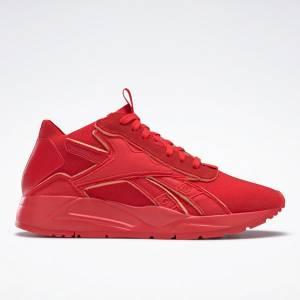 Reebok VB Bolton Sock Low Unisex Running Shoes in Instinct Red
