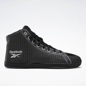 Reebok Power Lite Mid Men's Training Shoes in Black