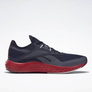Reebok FLASHFILM™ 3 Men's Running Shoes in Navy / Red