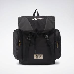Reebok Unisex Classics Archive Backpack in Black