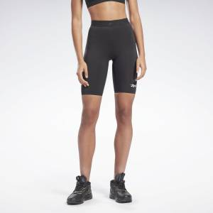 Reebok VB Women's Training Performance Cycling Shorts in Black