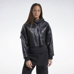 Reebok Edgeworks Women's Training Jacket in Black