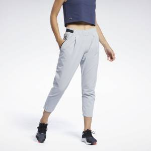 Reebok LES MILLS® Women's Studio Athletic Pants in Grey