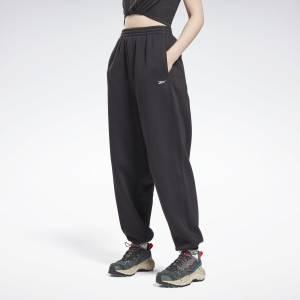 Reebok Women's Studio Pants in Black