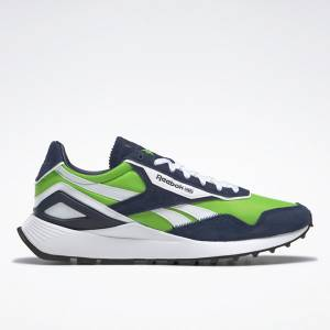 Reebok Unisex Classic Leather Legacy AZ Lifestyle Shoes in Green