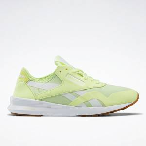 Reebok Classic Nylon SP Women's Lifestyle Shoes in Energy Glow