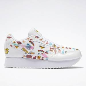 Reebok Classic Harman Ripple Double Women's Lifestyle Shoes in White