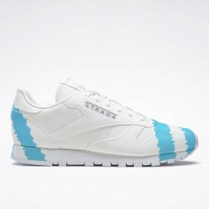 Reebok X Collina Strada Classic Leather Women's Lifestyle Shoes in White