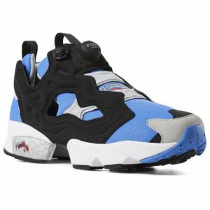 Reebok InstaPump Fury OG Unisex Retro Running Shoes in Echo Blue