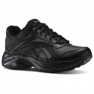 Reebok Walk Ultra V DMX Max Men's Walking Shoes in Black