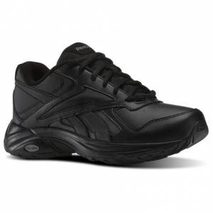 Reebok Walk Ultra V DMX Max Women's Walking Shoes in Black
