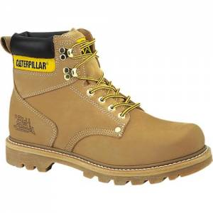 CAT Second Shift Work Boot - Men - Honey