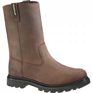CAT Revolver Work Boot - Men - Brown