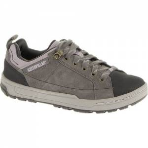 CAT Brode Steel Toe Work Shoe - Women - Dark Grey