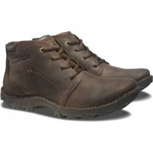 CAT Transform Boot - Men - Dark Brown