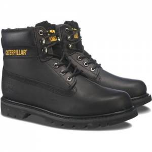 CAT Colorado Boot - Men - Black