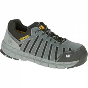 CAT Chromatic Composite Toe Work Shoe - Men - Dark Shadow / Black