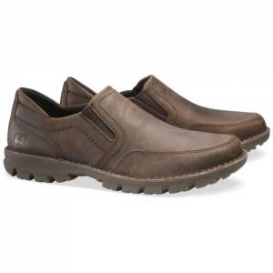 CAT Grayson Shoe - Men - Brown